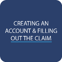Creating an Account and Filling Out a Claim