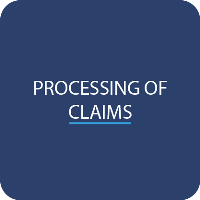 Processing of Claims